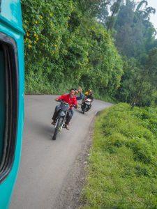 Une photo de mon roadtrip en Indonésie